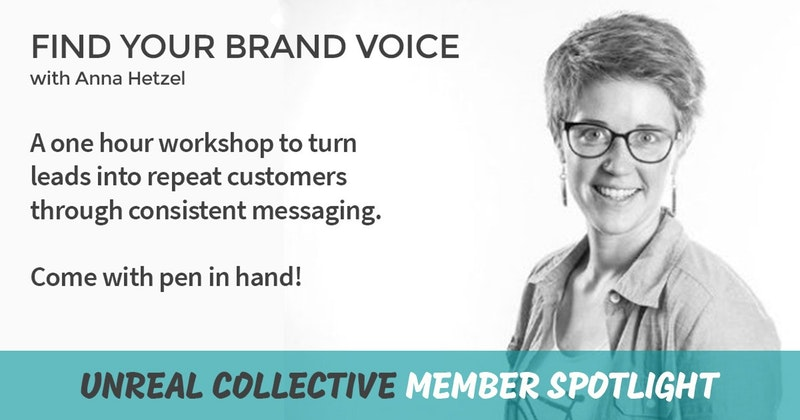 find your brand voice webinar