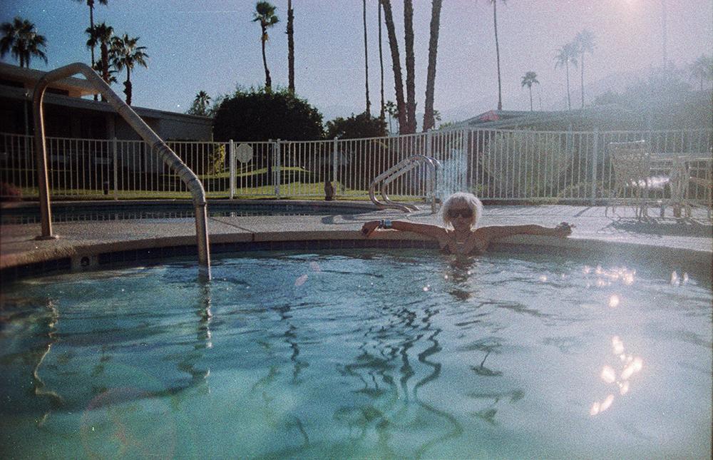 Brooke, Palm Springs, Summer 2013.