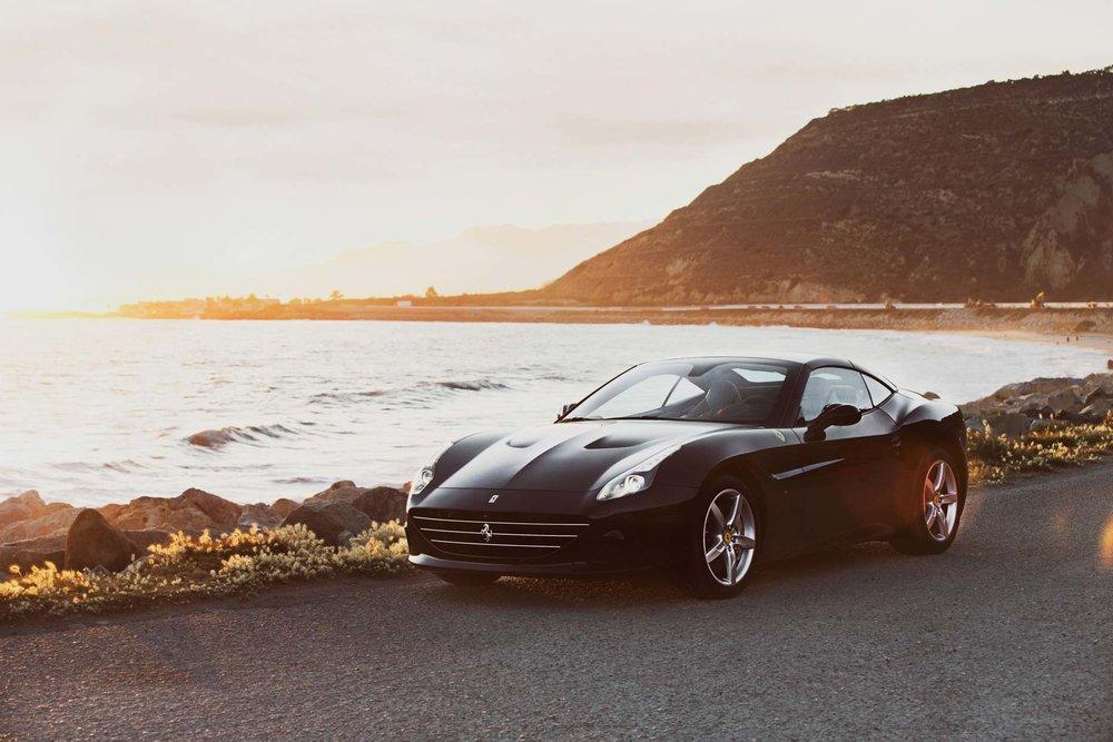 Ferrari - California T    Campaign