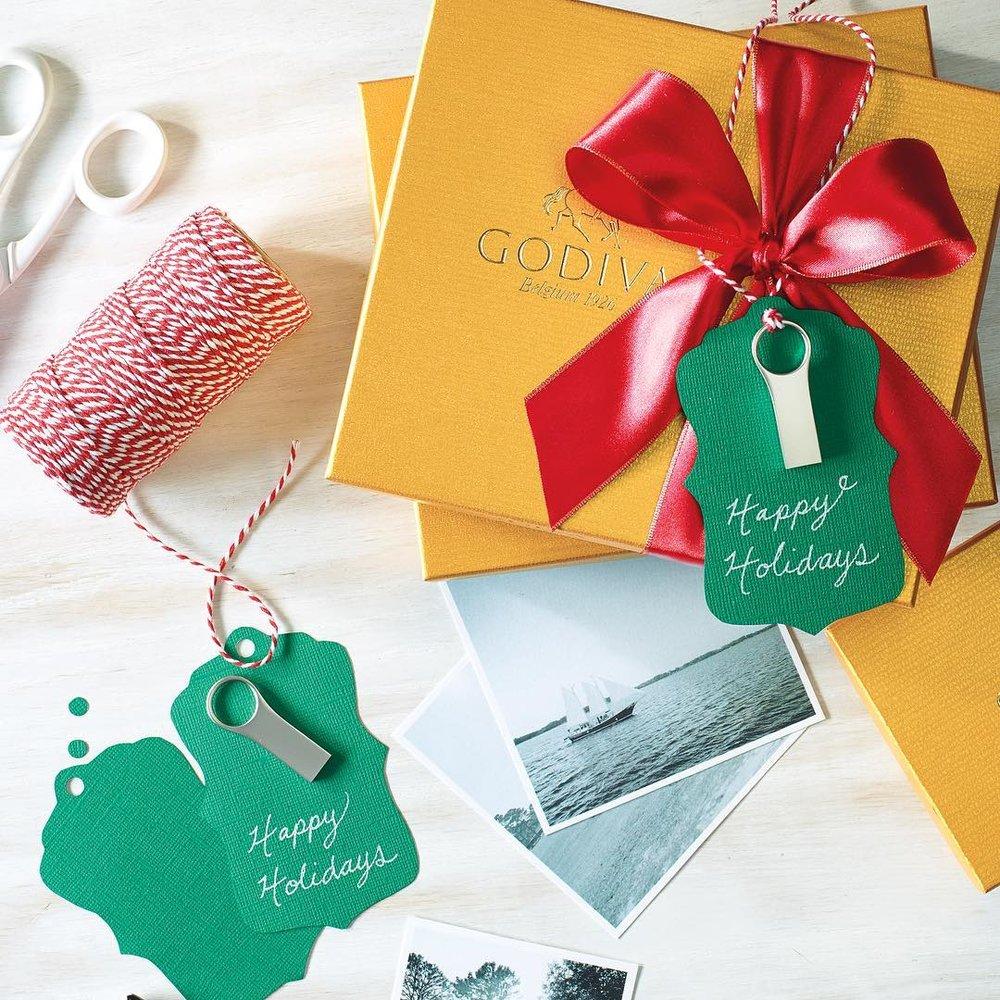 Godiva - Holiday    Campaign