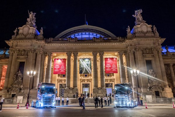 Scania - Next Generation Scania    Campaign