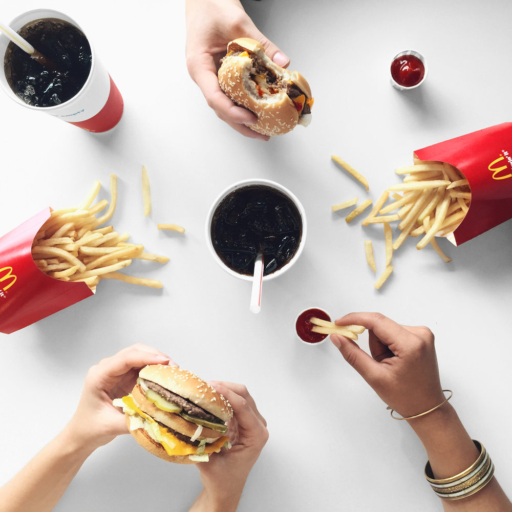 McDonald's - Food Vision    Campaign