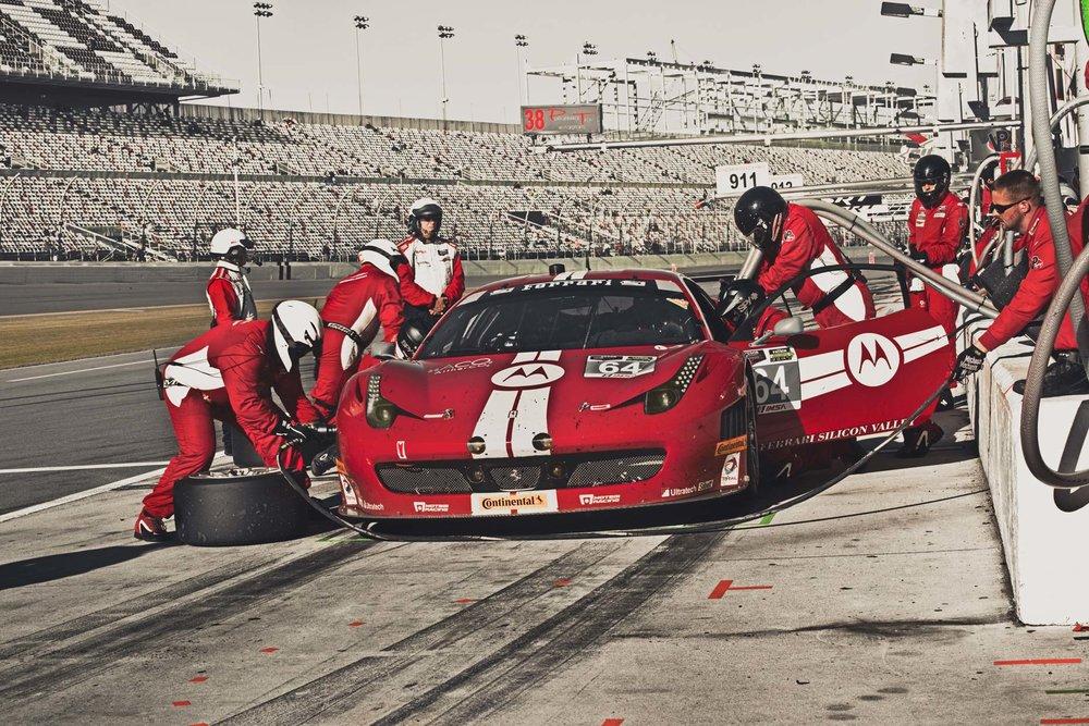 Ferrari - Ferrari Does It Again    Campaign