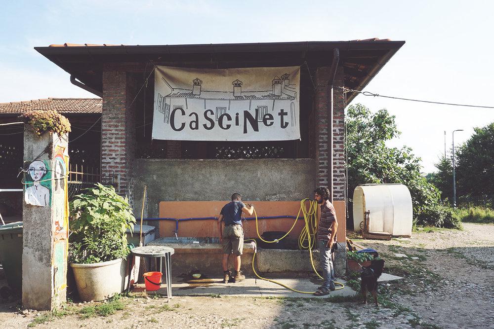 Cascinet è il progetto di rivalutazione di Cascina Sant'Ambrogio, periferia est di Milano.