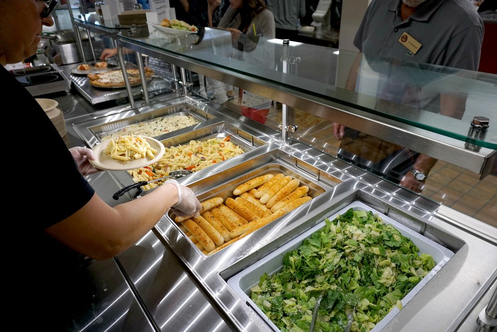 Education Dining -