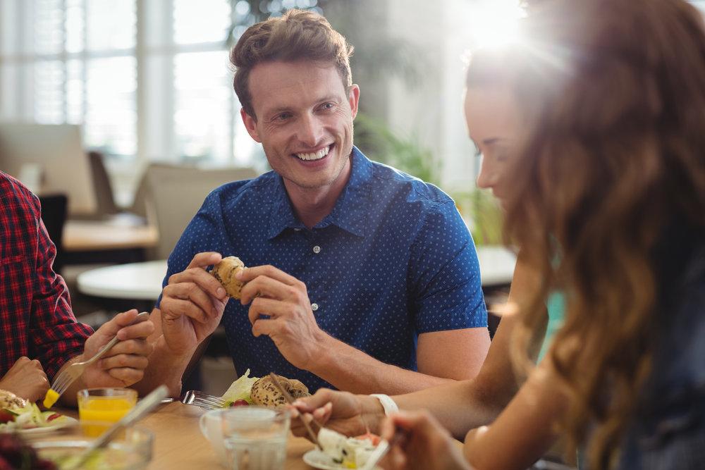 College & University Dining -