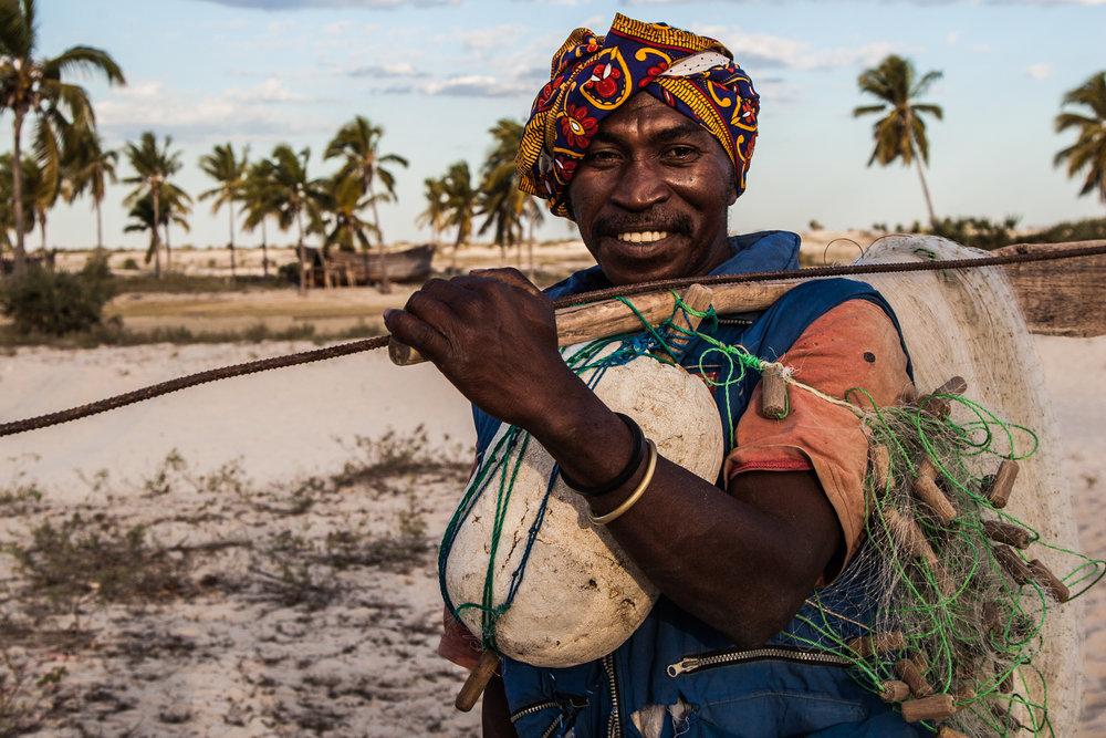 Vezo Fisherman, merchants and ship builders populate Madagascar's west coast from tulear to mahajanga
