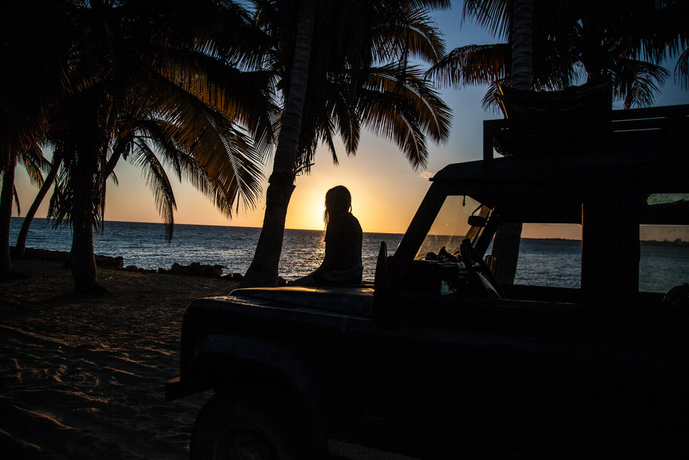 After 6 Tough Days this Remote Coconut Plantation is Paradise