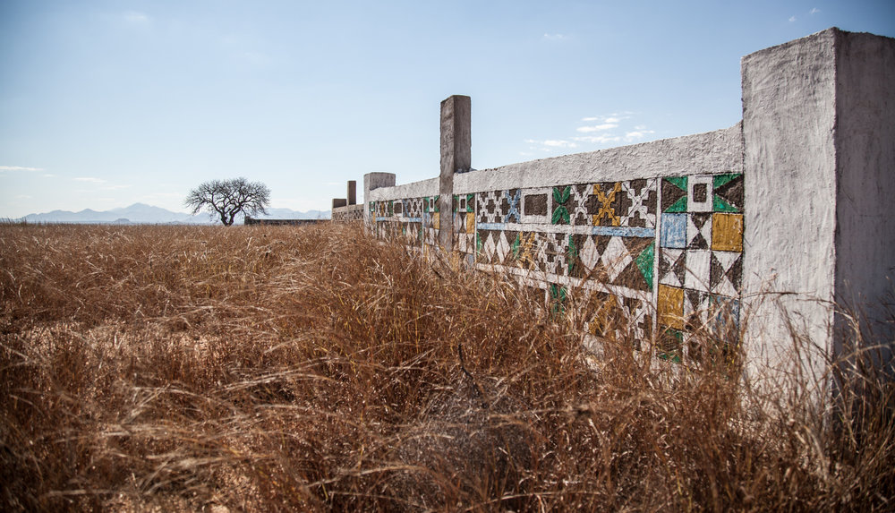 The region's tombs are full of the victims of this conflict. While others grow rich from its proceeds those facing starvation are forced into the firing line, to protect wealth or steal it