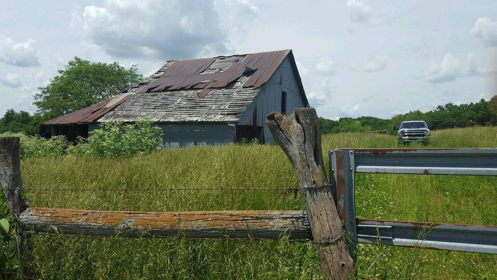 Wilson Barn Standing