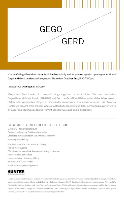 ISLAA - Website - Initiatives - Image - Gego and Gerd Leufert-A Dialogue.jpg