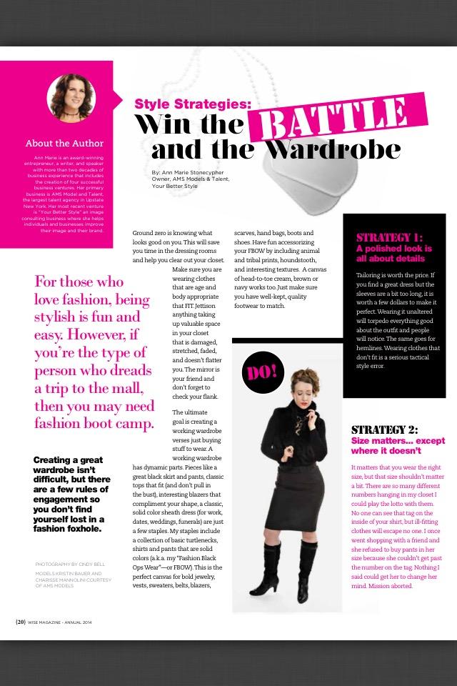 Syracuse Woman Magazine