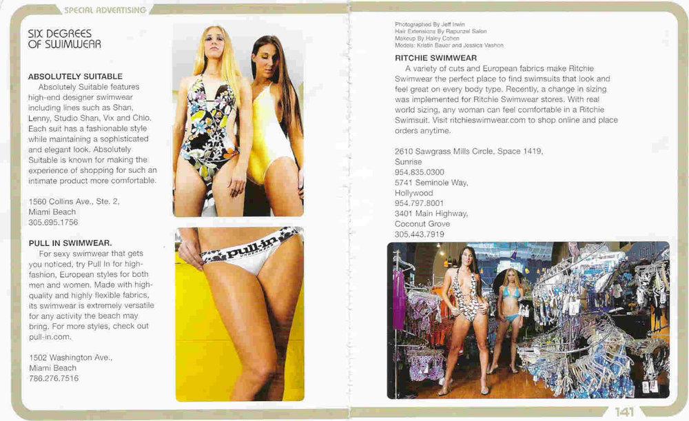 Six Degrees Magazine - MIAMI