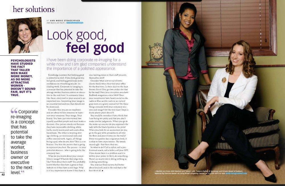 CNY Woman Magazine