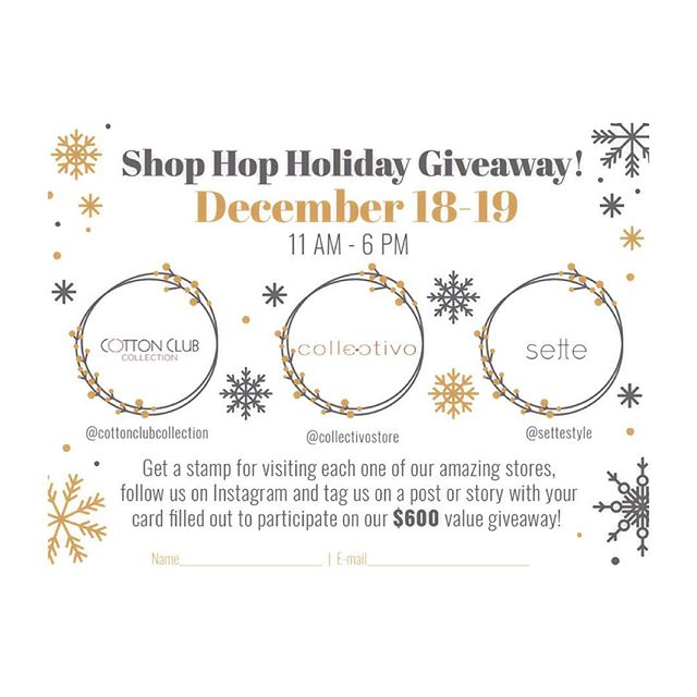 You've been Sette stamped 💋✨ . . . . . #holiday #holidayshopping #giveaway #settesisters #houston #texas #shoplocal #fashion #houstonstyle #riveroaks #style #styleblogger #fashiongram #fashionpost #instastyle #fashionblogger #fashionstyle #houstonfashion #houstontx #houstonboutique #texasboutique #boutiquestyle #boutiqueshopping #getinmycloset #womensclothing #shopnow #dmtoorder