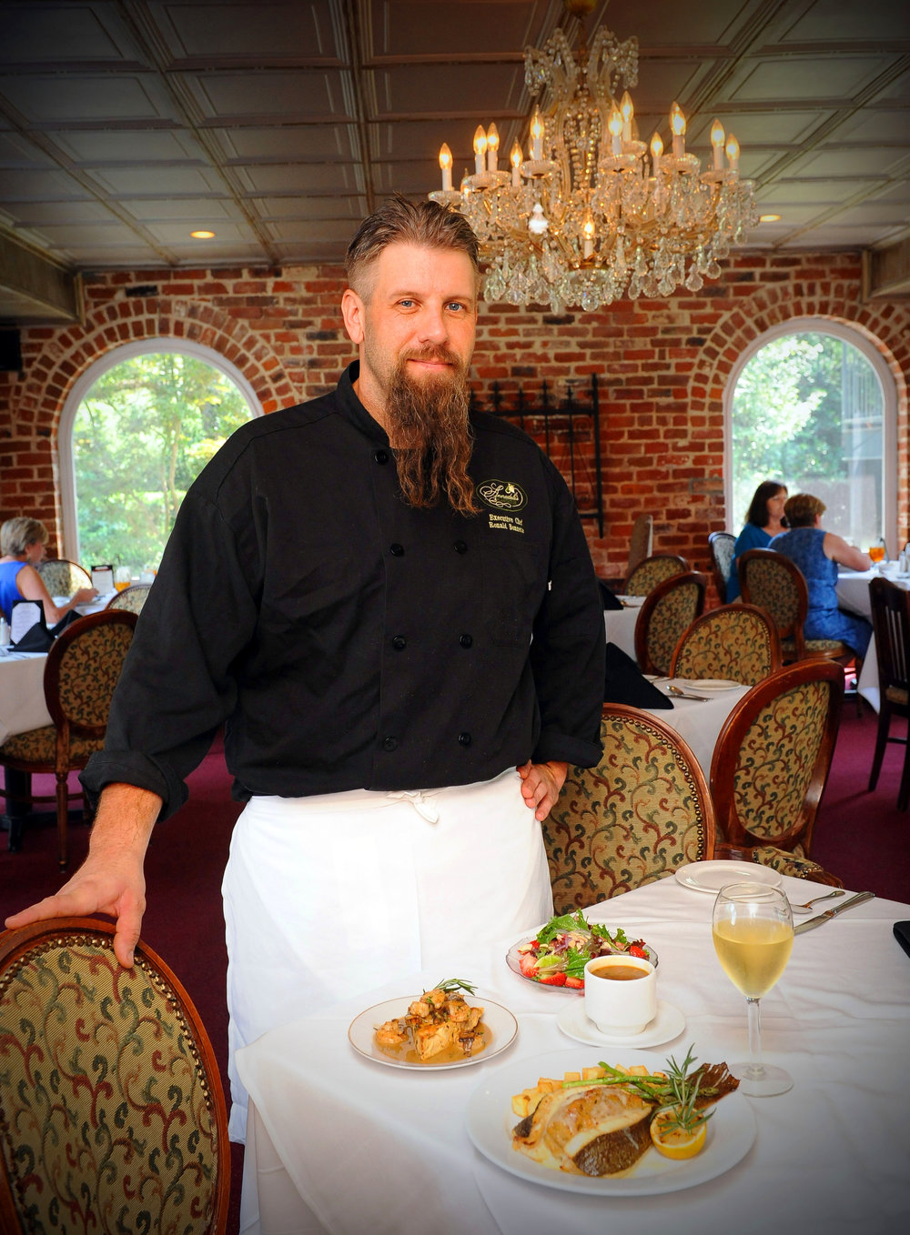 Annadele's Plantation, Covington, Chef Ronald Bonnette. Photo courtesy LouisianaNorthshore.com _009.jpg