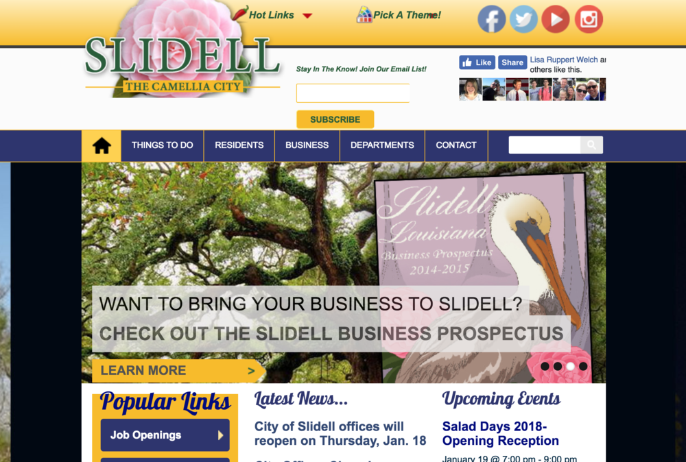 City of Slidell