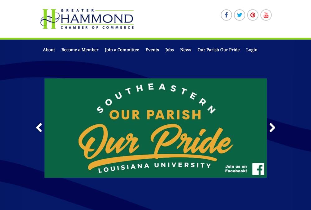 Hammond Chamber of Commerce