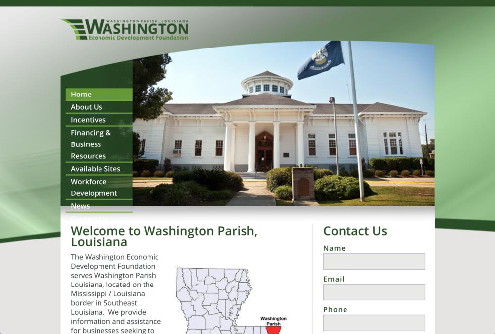 Washington Parish Economic Development