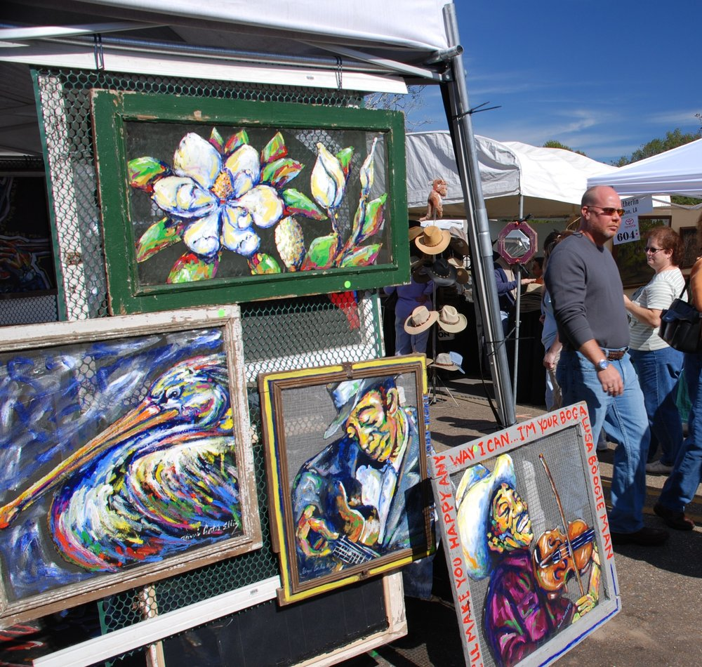 Three Rivers Art Fest, Covington. Courtesy LouisianaNortshore.com .jpg