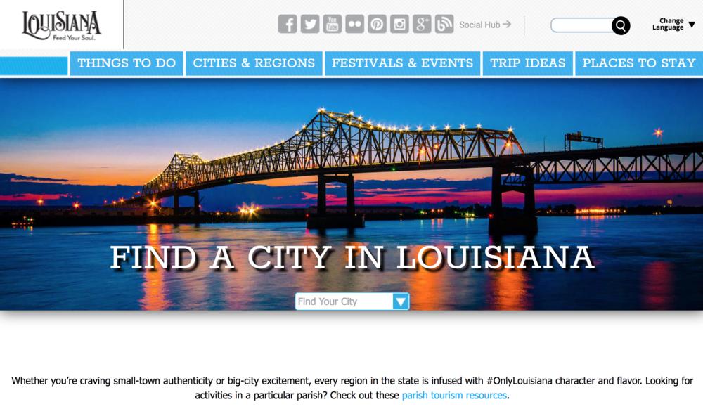Louisiana Office of Tourism