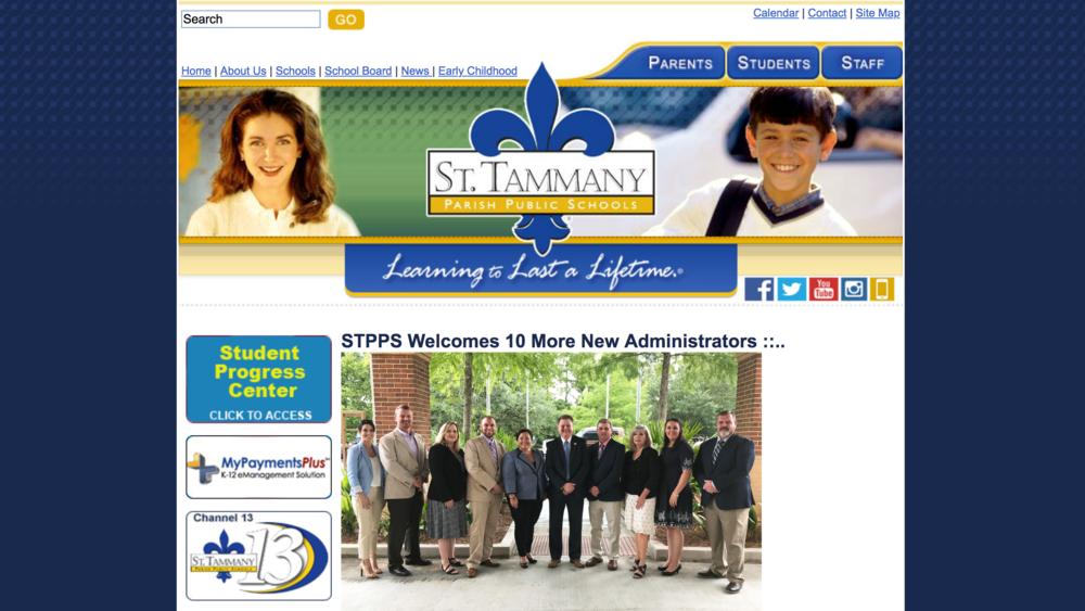 St. Tammany Parish School System