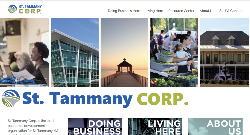 St. Tammany Corp.