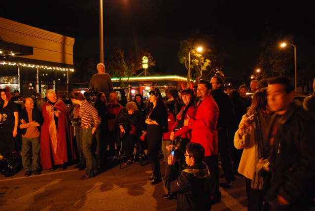 Pomona Quema celebration