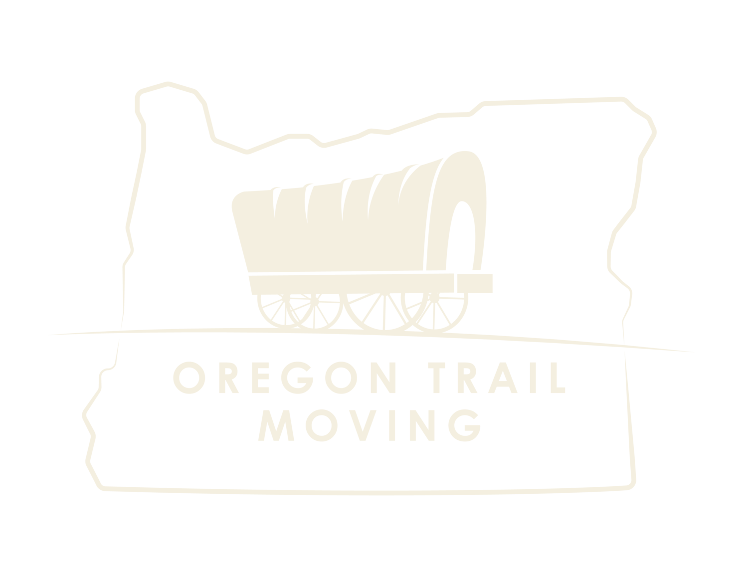 Oregon Trail Moving