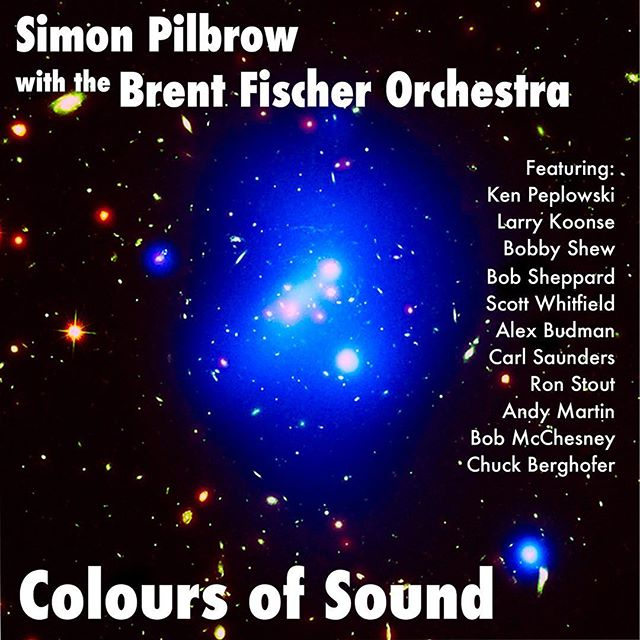 #newmusic #original #jazz #bigband Arranged, produced, conducted by @brentfischer_ recorded @nrgrecording #lalaland #australian #melbourne #coloursofsound🔥