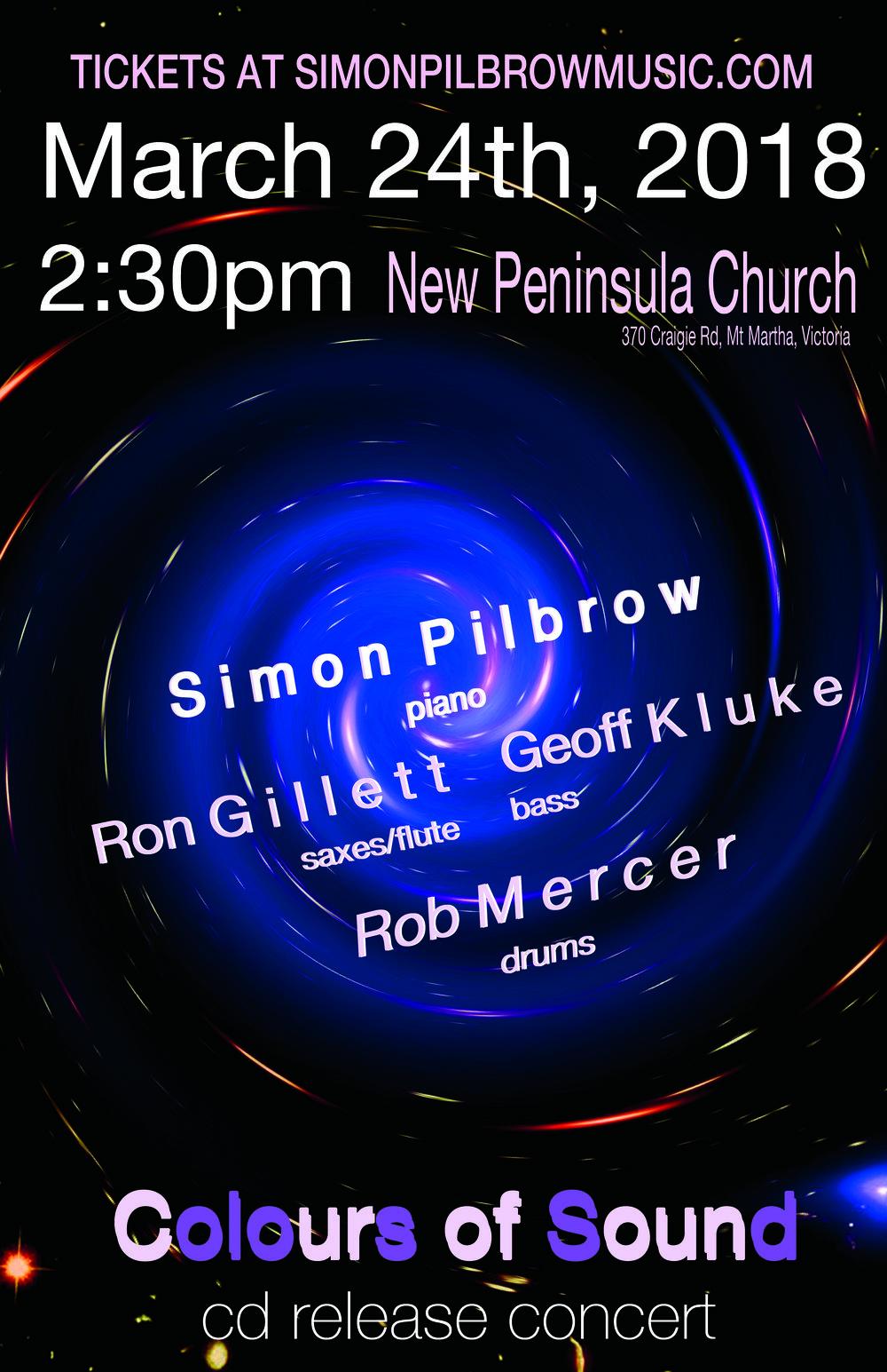 Pilbrow CD Release poster.jpg