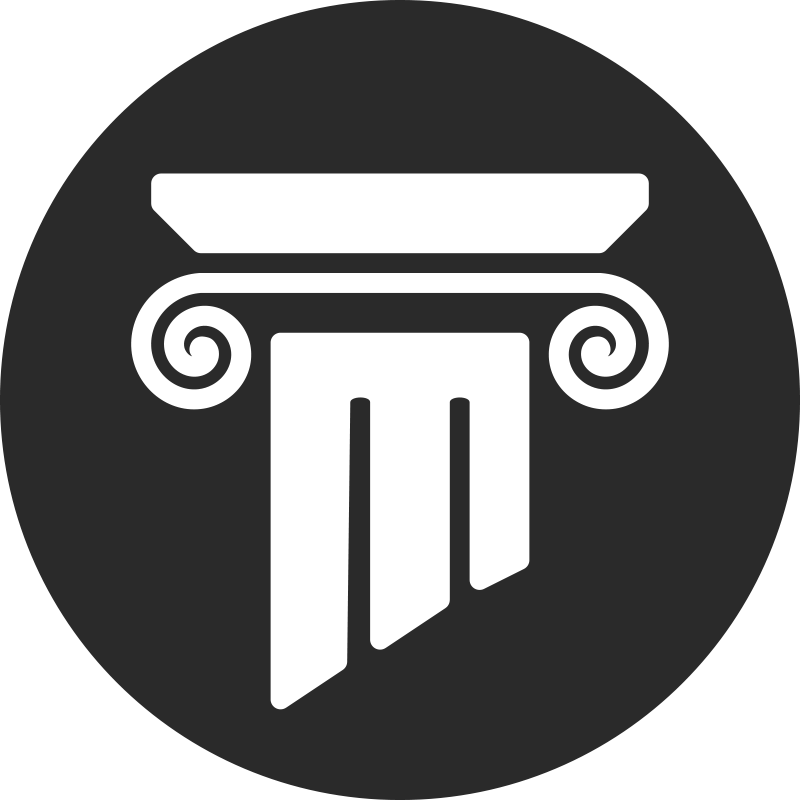 Greekcentric - Greek Column (Dark).png