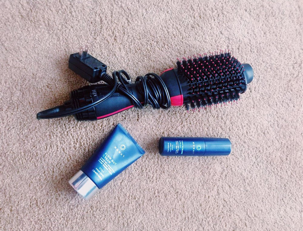 The diy Blowout -