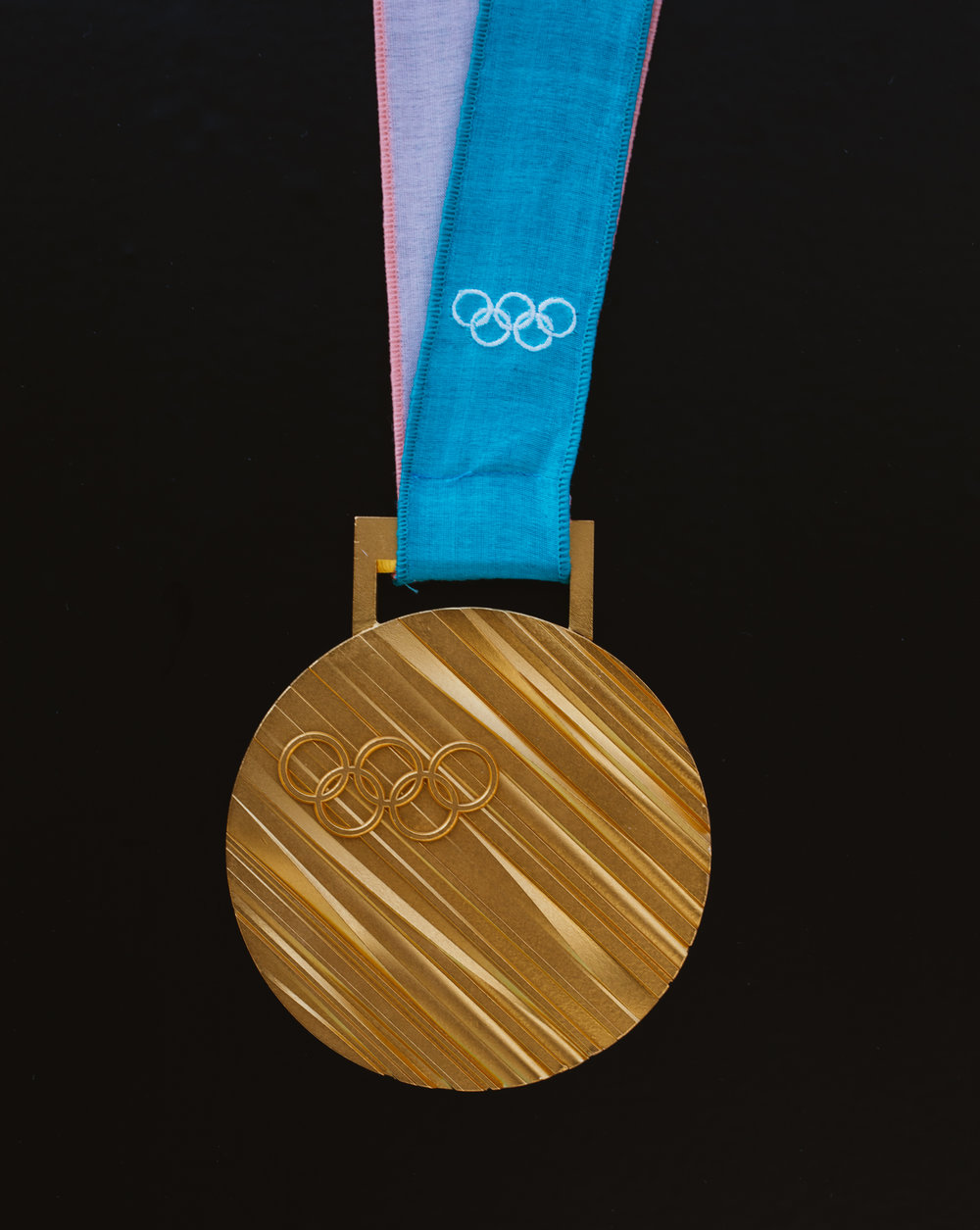 The Challenge of an Olympian