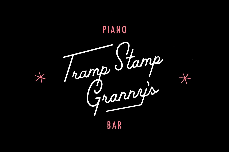 INFO Tramp Stamp Grannys