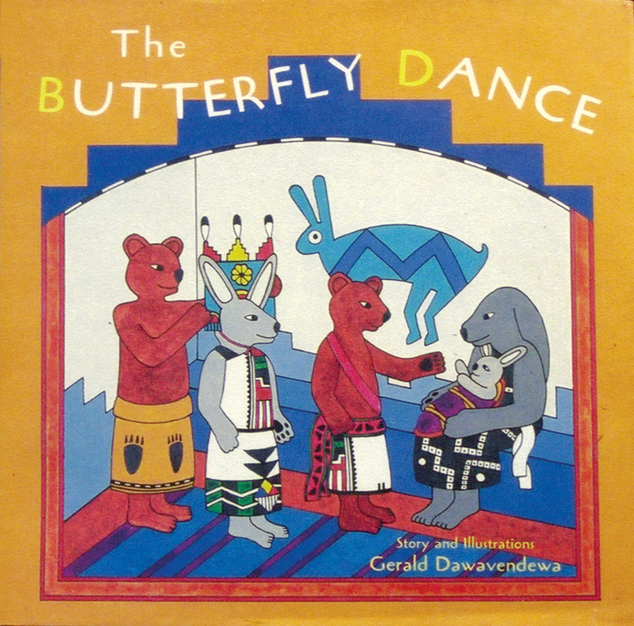 The Butterfly Dance Book