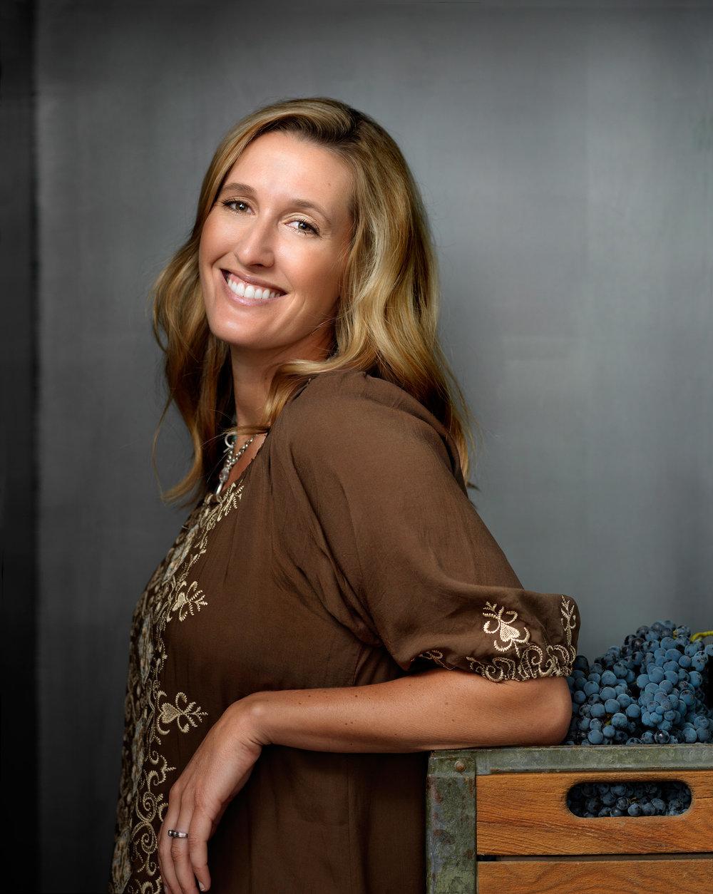 AMANDA WITTSTROM HIGGINS, VP OF OPERATIONS, ANCIENT PEAKS WINERY