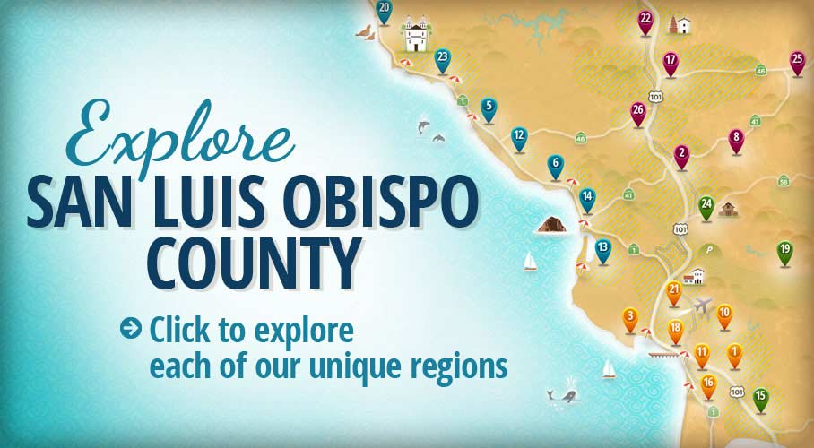 For more information on San Luis Obispo County, visit  SLOCAL.COM or click here.