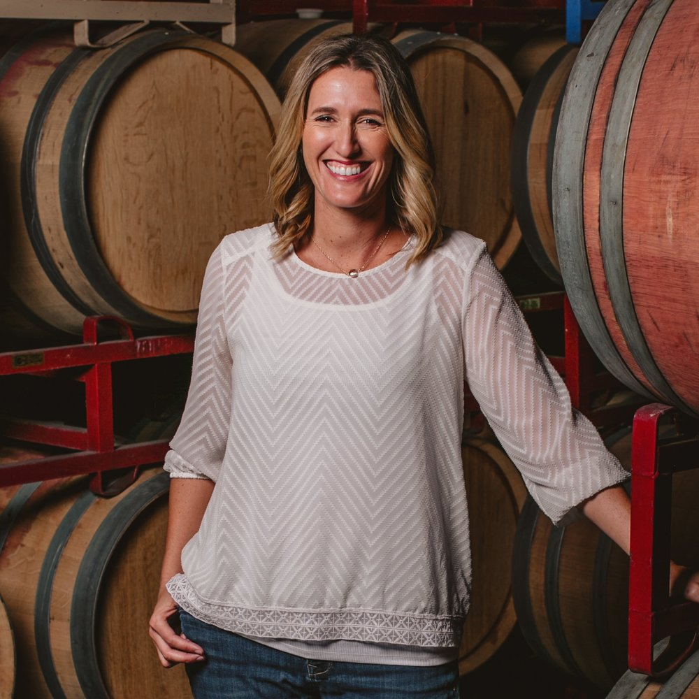 Amanda Wittstrom-Higgins, Ancient Peaks Winery
