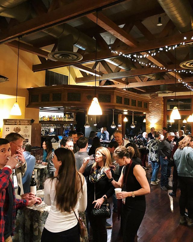 """Last night's BYOB Bring a Bottle to share that inspires you was an amazing mix of winemakers young and not as young, master SOMMS and SOMMS in the making, wine makers, tasting room staff, and buyers. Sharing wine together made everyone family; no one better than anyone else."" -Fred Dame"