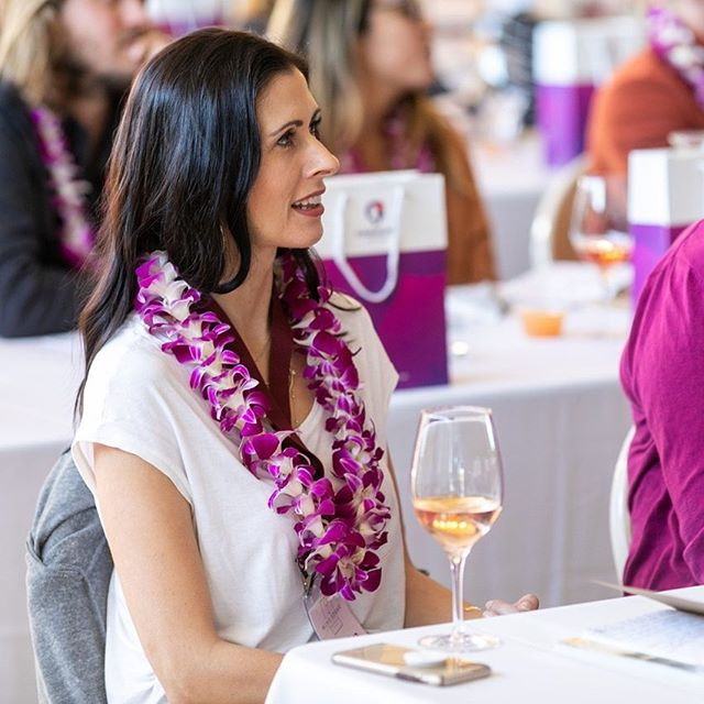 We can't get over how much fun we had learning from @hawaiianairlines! 🌺 they never fail to inspire us to find our best branding selves. What makes you unique? How do you make your customers feel on the first impressions? How do you stay true to your brand as you grow? All good things we discussed at #winespeakpaso2019. Forever a #hawaiianairlines fan👌⠀ ...⠀ #hawaiianair #visitatascadero #winespeakpaso #winespeakpasorobles #winespeak #winelover #winetasting #vino #winetime #winery #winestagram #redwine #winelovers #instawine #wineoclock #cocktails #foodie #cheers #vineyard #winecountry #whitewine #wines #pasorobles #centralcoast #travelpaso