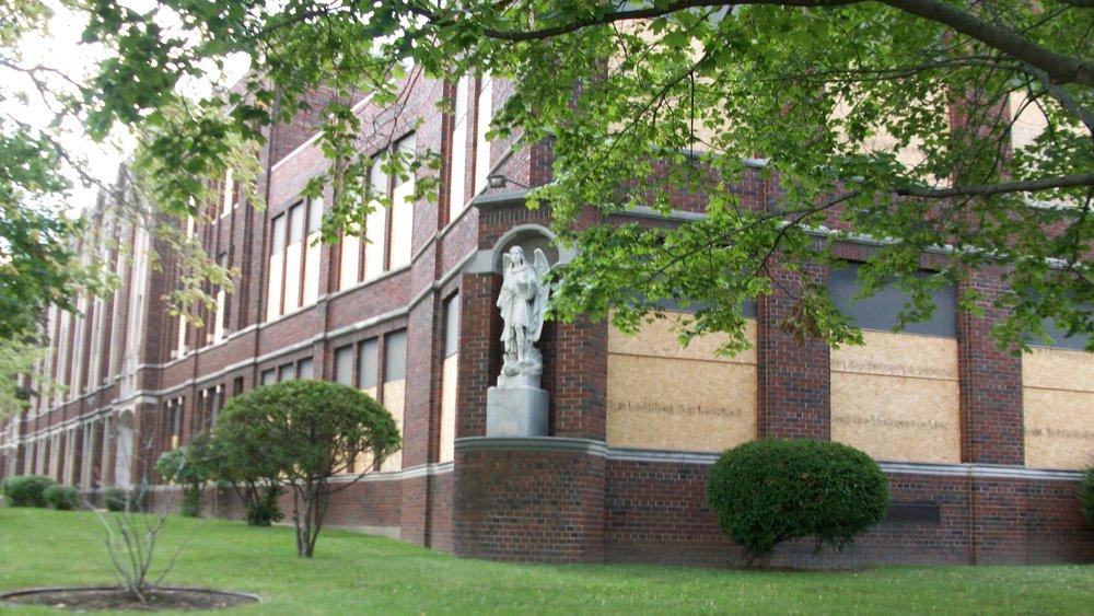 St. Michael School 1945.jpg