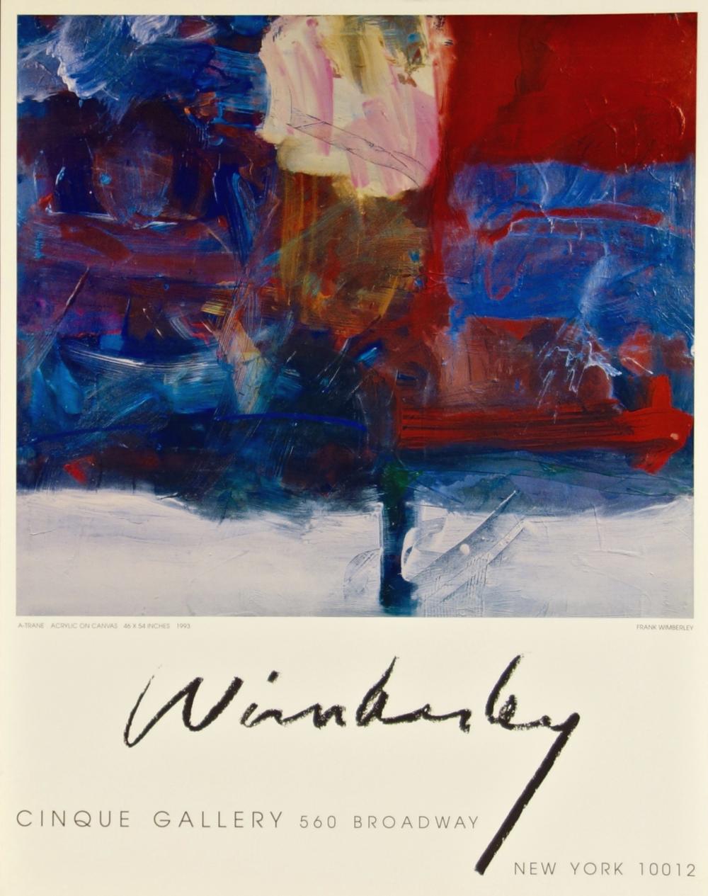 Cinque Gallery Poster