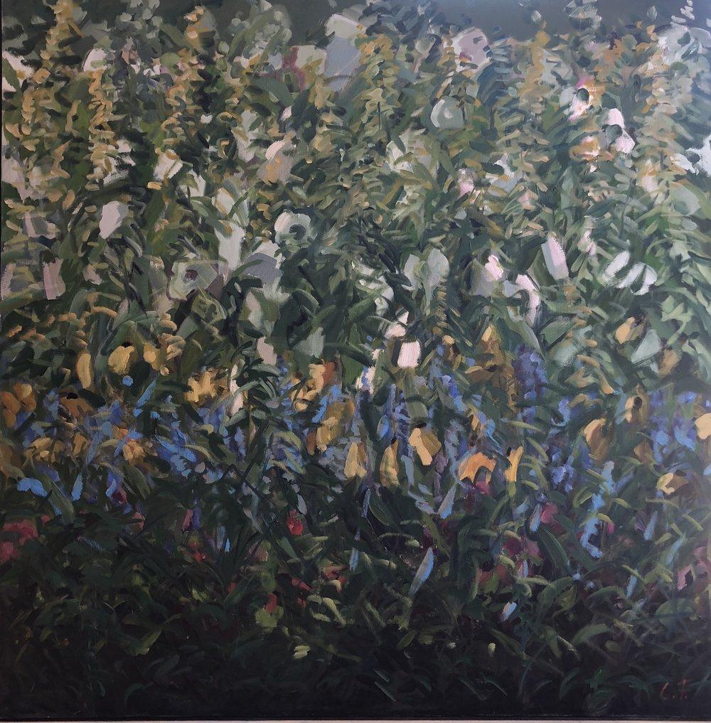 Garden Flowers, 2012