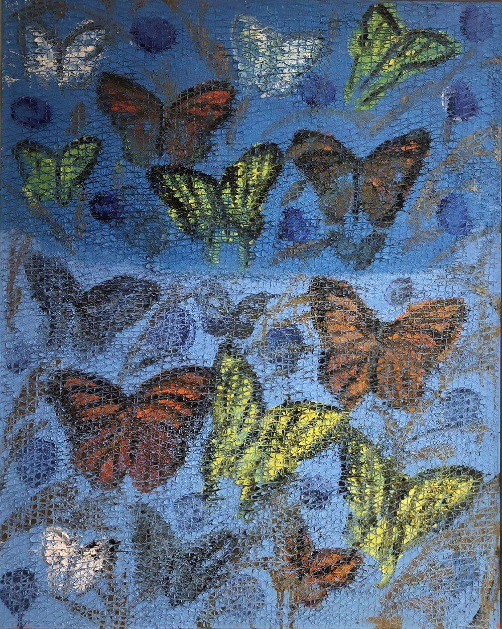 Butterfly 2, 2002