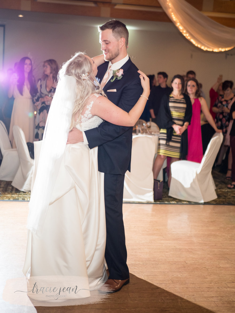 First Dance as Husband & Wife