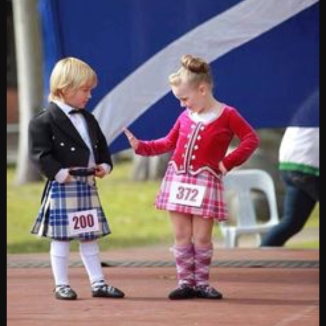 Mid- Columbia School of Highland Dance