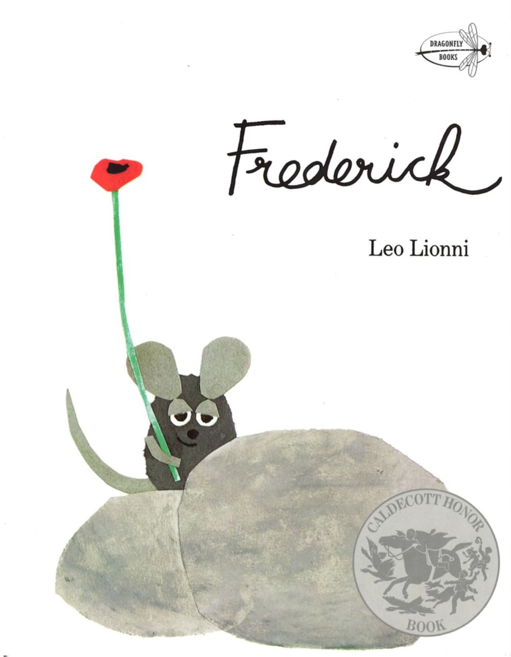Frederick  - by Leo LionniThis adorable book tells of a mouse who prepares for the winter by soaking up sunshine and bright colors to share with his family when it's dark and cold.