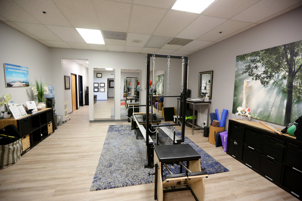 Sarton Physical Therapy Pilates Orange County