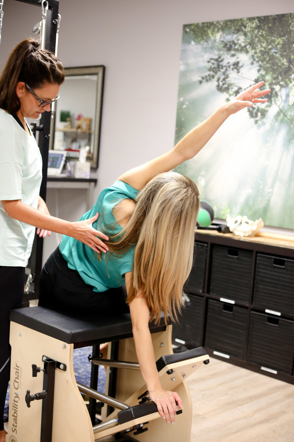 Pilates Orange County and Tustin, Sarton Physical Therapy